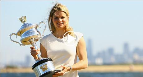 Kim Clijsters Winner australian open 2011 gyaniz