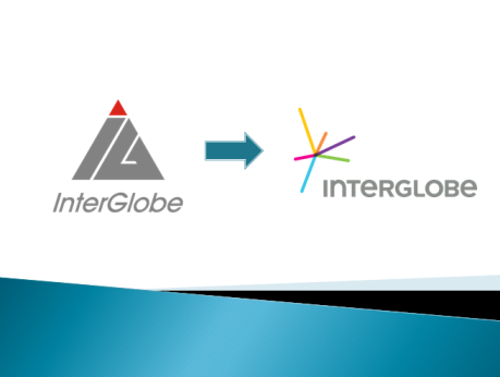 Interglobe unveils a new logo